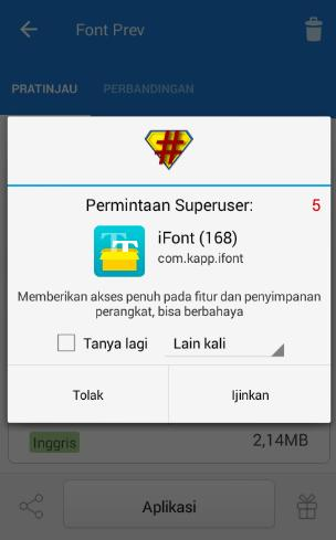 install font Himax Polymer Octa Core